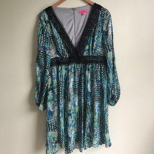 Betsey Johnson Boho Dress